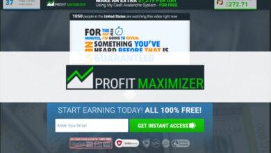 Photo of Revisión Profit Maximizer – ¿Es una Estafa o es seguro? Opiniones