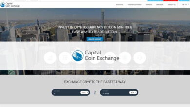 Photo of Revisión Capital Coin Exchange – ¿Es una estafa o es seguro? Opiniones