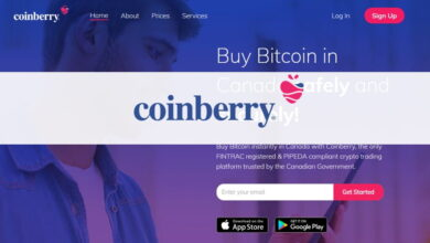 Photo of Revisión Coinberry – ¿Es una Estafa o es seguro? Opiniones