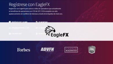 Photo of Revisión EagleFX – ¿Es una Estafa o es seguro? Opiniones