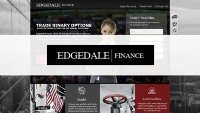 Photo of Revisión Edgedale Finance – ¿Es una Estafa o es seguro? Opiniones