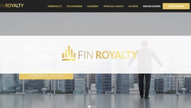 Finroyalty Broker