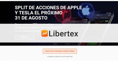 Photo of Revisión Libertex – ¿Es una estafa o es seguro? Opiniones