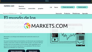 Photo of Revisión Markets.com – ¿Es una estafa o es seguro? Opiniones