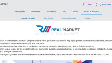 Photo of Revisión Real Market – ¿Es una Estafa o es Seguro? Opiniones