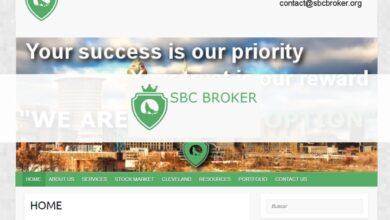 Photo of Revisión SBC Broker – ¿Es una Estafa o es seguro? Opiniones