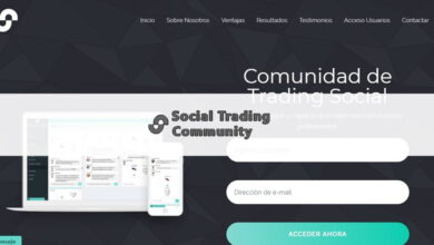 Photo of Revisión Social Trading Community – ¿Es una Estafa o es seguro? Opiniones