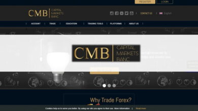 Photo of Revisión CMB Capital Markets Banc – ¿Es una Estafa o es seguro? Opiniones