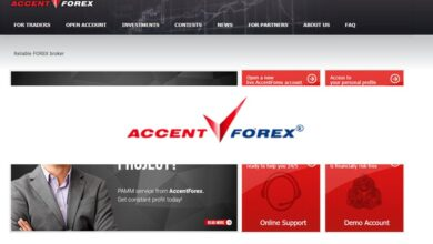 Photo of Revisión  AccentForex ¿Es una estafa o es seguro? Opiniones