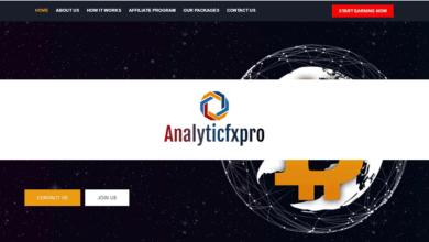 Photo of Revisión Analyticfxpro ¿Es una estafa o es seguro? Opiniones