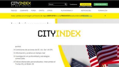 Photo of Revisión City Index ¿Es una Estafa o es seguro? Opiniones