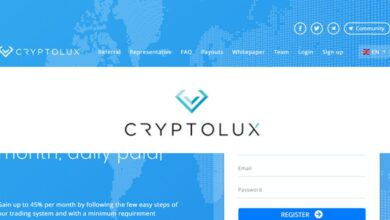 Photo of Revisión CryptoLUX – ¿Es una Estafa o es seguro? Opiniones