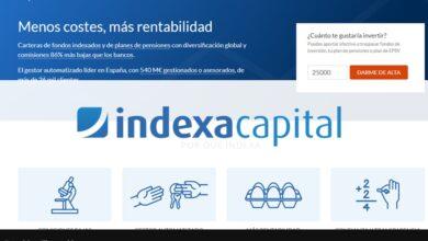 Photo of Revisión Indexa Capital – ¿Es una estafa o es seguro? Opiniones