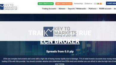Key to markets - KTM