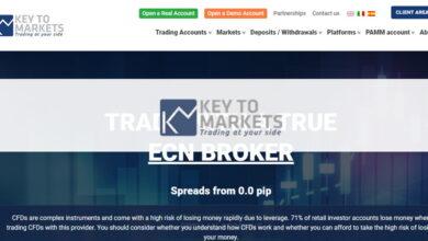 Photo of Revisión Key to Markets – KTM ¿Es una Estafa o es seguro? Opiniones