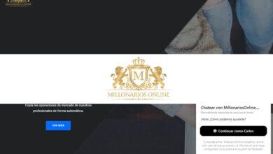 Millonarios Online