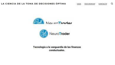 Photo of Revisión Neuro Trader – ¿Es una Estafa o es seguro? Opiniones