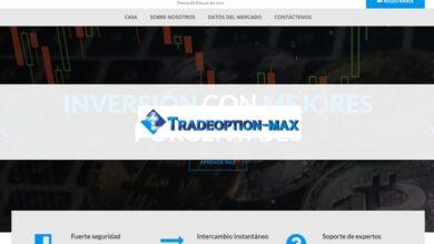 Photo of Revisión TradeOption-max – ¿Es una Estafa o es seguro? Opiniones