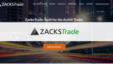 Photo of Revisión Zacks Trade ¿Es una Estafa o es seguro? Opiniones