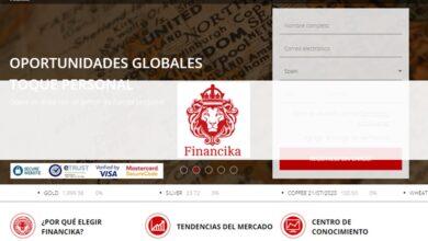 Photo of Revisión FinancikaTrade – ¿Es una Estafa o es seguro? Opiniones