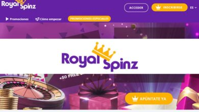 Royal Spinz