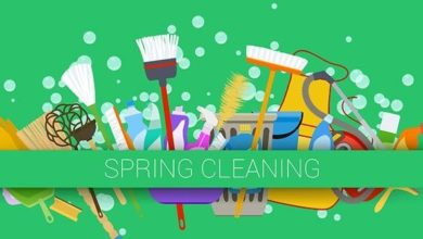 Photo of Spring Cleaning Tips For Big Messes