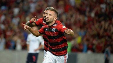 Jogo do Flamengo na Libertadores
