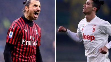 Milan x Juventus