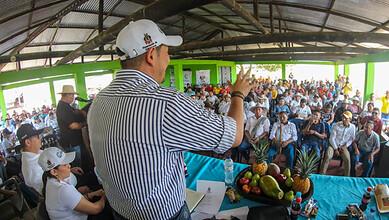 Photo of Resguardo San Juanito recibió al Gobernador Salomón Sanabria