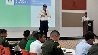 Photo of Fuerza Pública garantiza seguridad de los casanareños