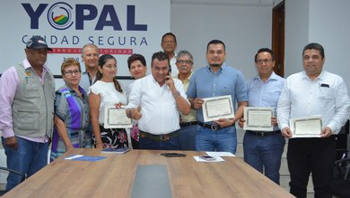 Photo of Se posesionó nuevo Consejo Territorial de Planeación