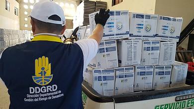 Photo of Cerca de 1.600  familias casanareñas recibirán kits alimenticios por parte de Gestión del Riesgo