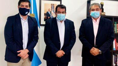 Photo of Luis Eduardo Castro cumplió agenda diplomática en Bogotá
