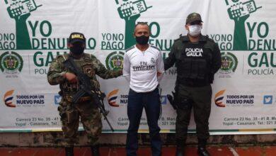 Photo of En Casanare, capturado alias «Arbey o Morroco» tercer cabecilla del frente 28