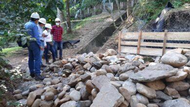 Photo of Mantenimiento en la bocatoma del acueducto de Yopal