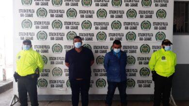 Photo of Capturados dos hombres por feminicidio ocurrido en Maní en enero