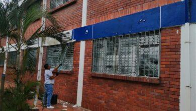 Photo of Pinta tu escuela transformó las 8 sedes del colegio El Triunfo