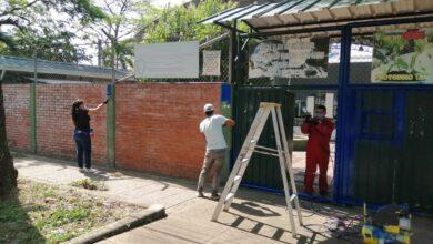 Photo of Transformación total en el colegio Manuela Beltrán sede El Gaván