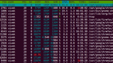 Photo of How to install htop on Ubuntu Linux using apt