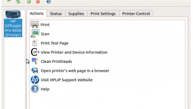 Photo of How to install networked HP printer and scanner on Ubuntu Linux