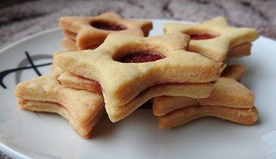 Vánoční cukroví: recept na parádní domácí linecké