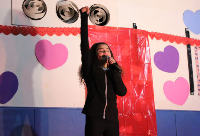 Recreational and art therapists organize annual talent show