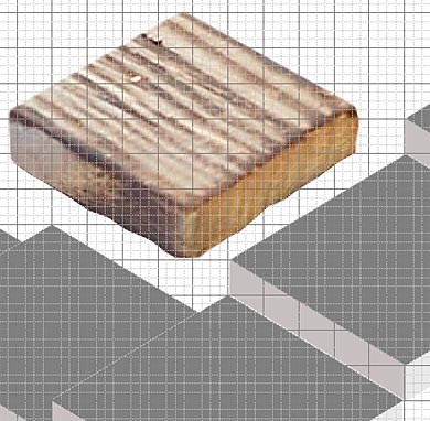 never ending staircase tutorial image 6 texturing the steps