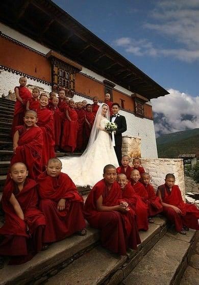 不丹蜜月旅游