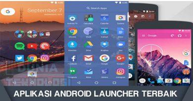 Aplikasi Android Launcher Terbaik