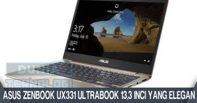 ASUS ZenBook UX331 Ultrabook 13,3 inci yang Elegan
