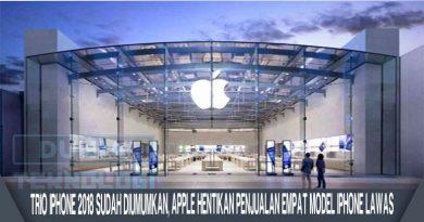 Trio iPhone 2018 Sudah Diumumkan, Apple Hentikan Penjualan Empat Model iPhone Lawas