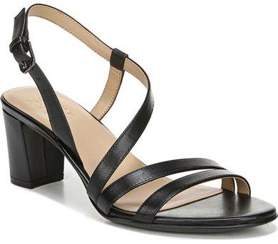 Naturalizer 'Vanessa' sandal | 40plusstyle.com