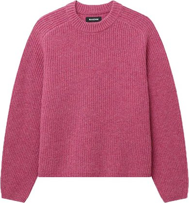 NAADAM cashmere ribbed mock neck sweater | 40plusstyle.com