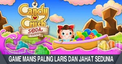 Candy Crush Soda Saga, Game Manis Paling Laris Dan Jahat Sedunia